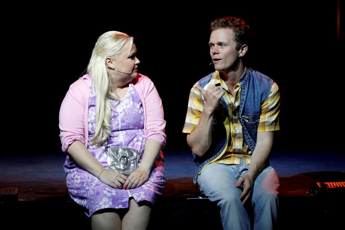 Lulu McClathcy and Cameron MacDonald
