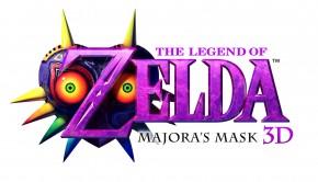 The Legend of Zelda Majora's Mask Logo