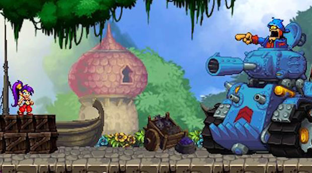 Shantae and the Pirate's Curse 3DS & Wii U Review - Impulse