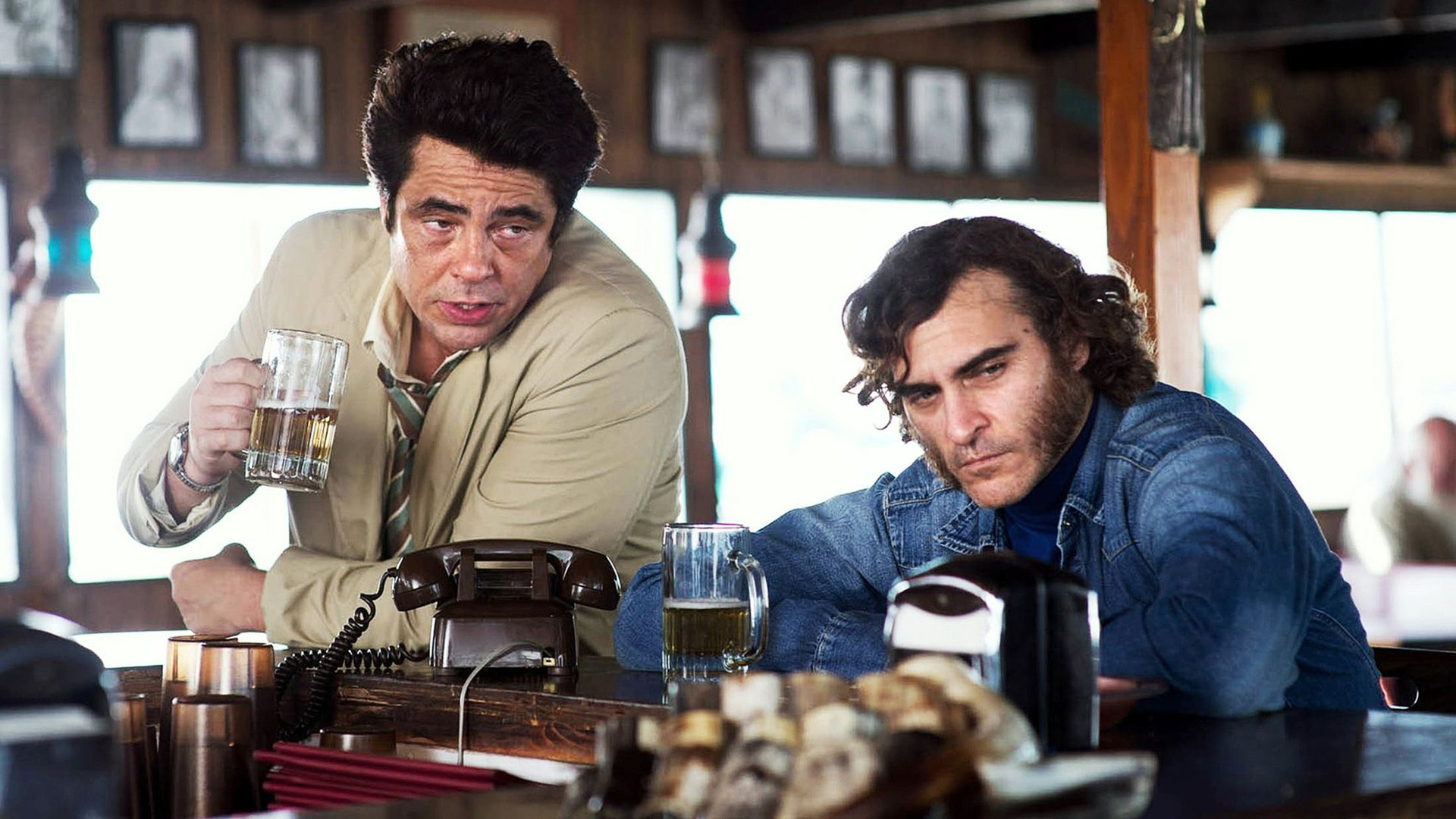 Inherent Vice Wallpaper Inherent Vice Film Review