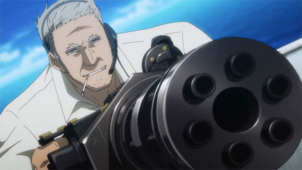 Jormungand The Complete Collection Blu-ray Review - Impulse