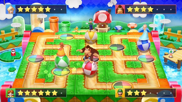 Mario Party 10 Wii U Review - Impulse Gamer