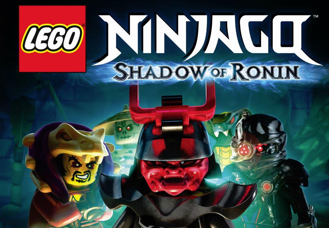LEGO Ninjago Shadow Of Ronin Villains Revealed
