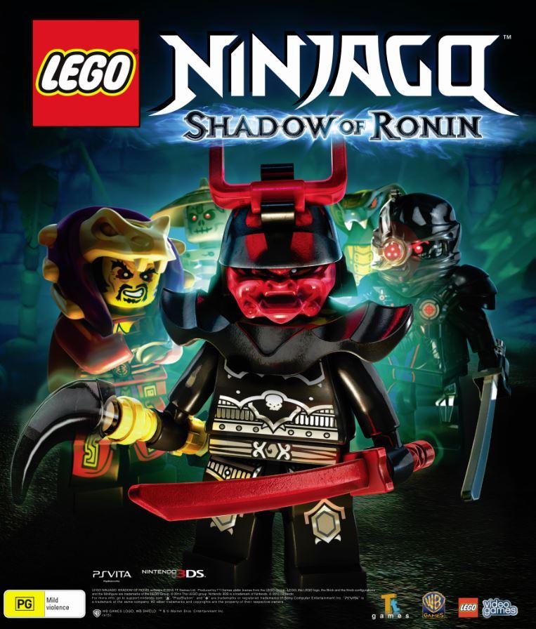 Lego Ninjago Shadow Of Ronin Villains Revealed Impulse Gamer