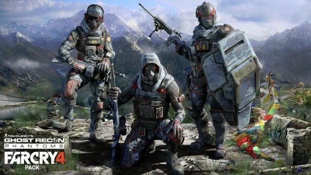 Tom Clancy S Ghost Recon Phantoms 174 Announces Far Cry 174 4