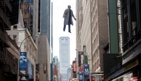 """Michael Keaton as """"Riggan"""" in BIRDMAN. Photo by Atsushi Nishijima. Copyright © 2014 Twentieth Century Fox."""