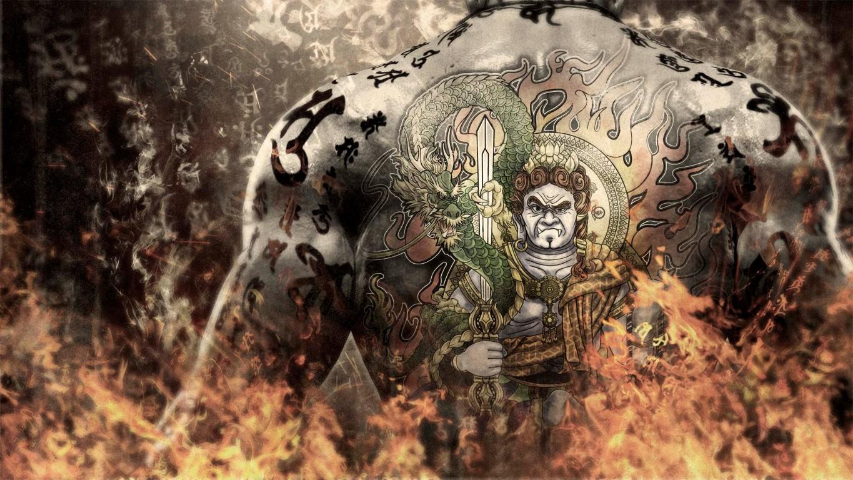 Devil's Third art (1)