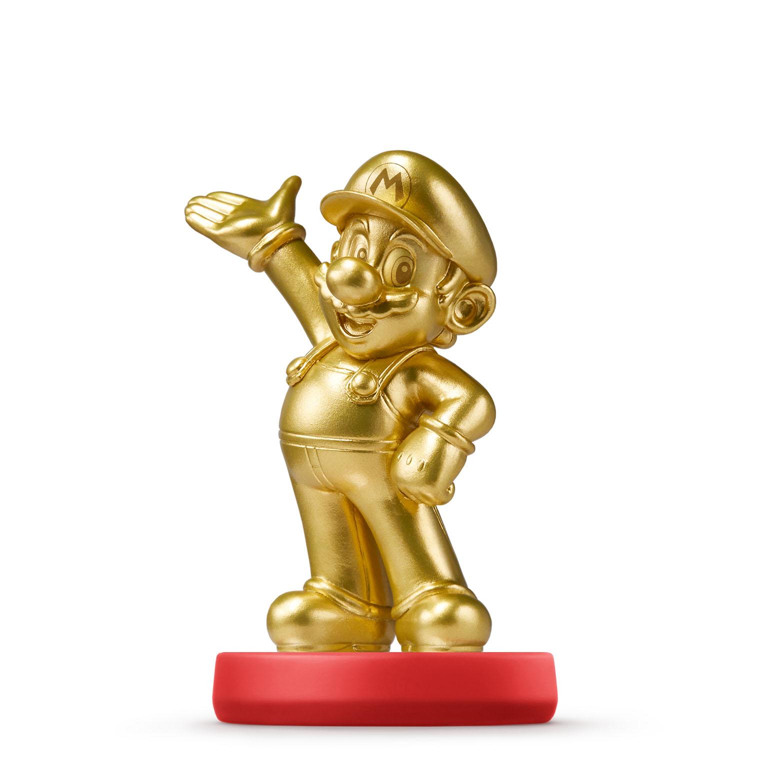 Mario - Gold Edition amiibo_