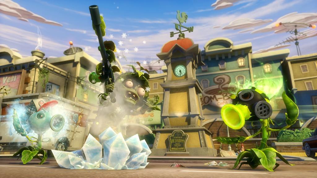 Popcap Gets Even Crazier With Plants Vs Zombies Garden