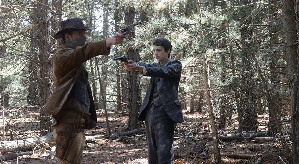 The Trailer For Slow West, Starring Michael Fassbender and