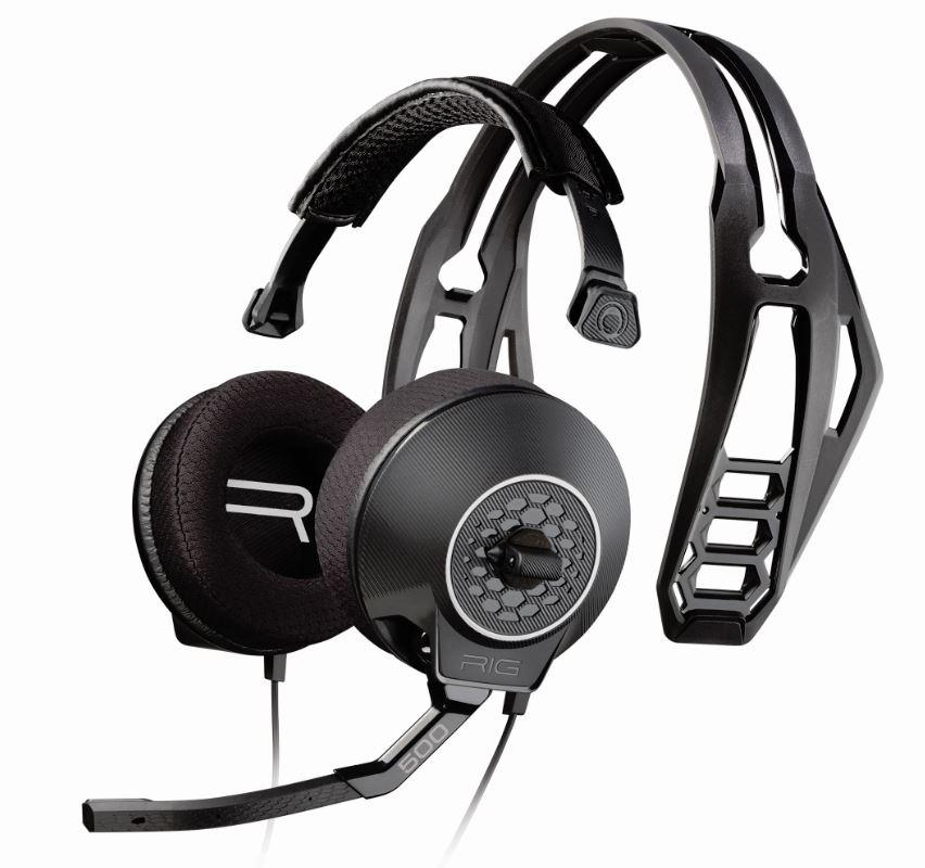 Plantronics New Modular Rig 500 Series Gaming Headsets