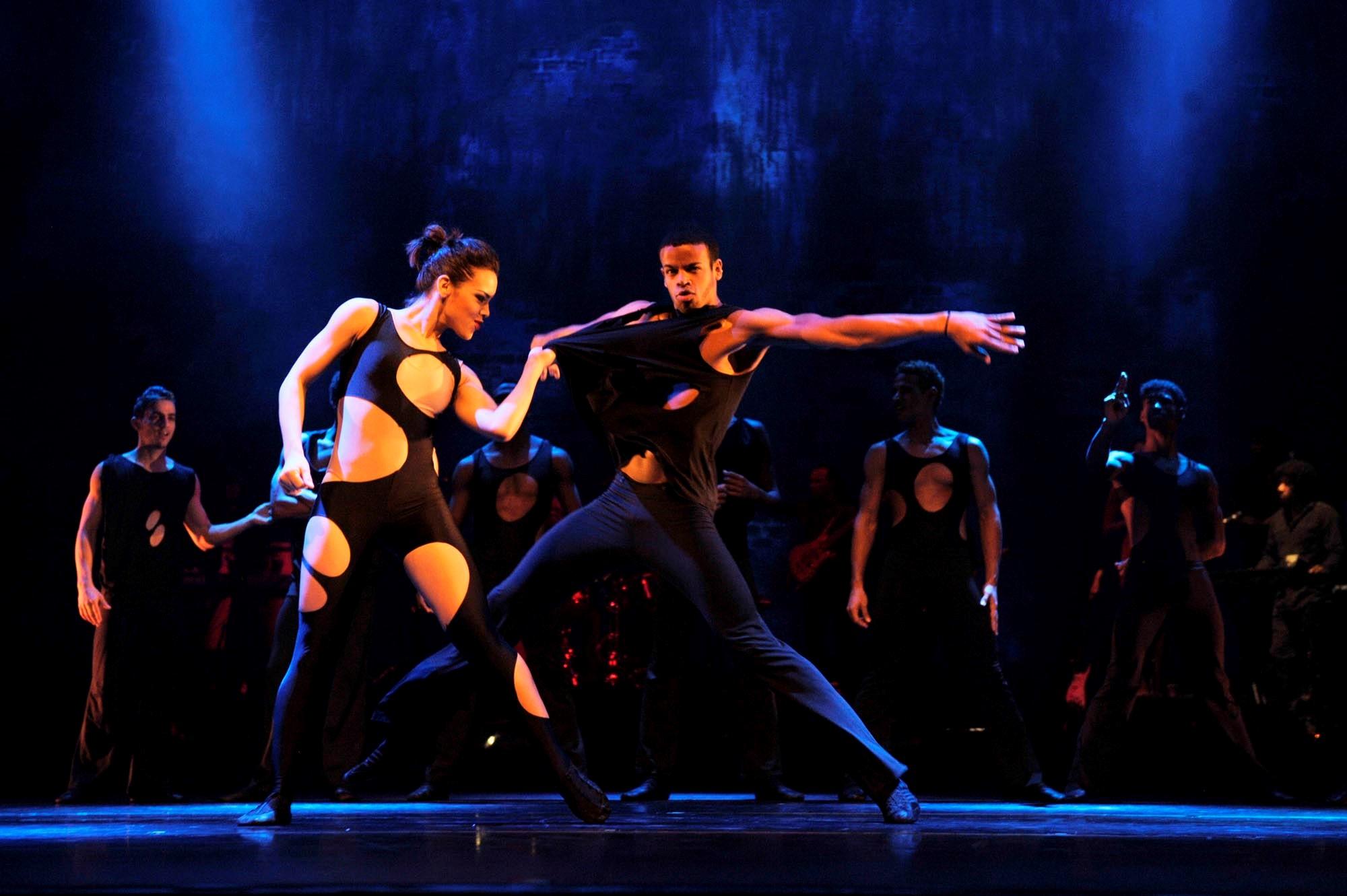 Alejandro Perez Fernandez Ballet Revolucion 2