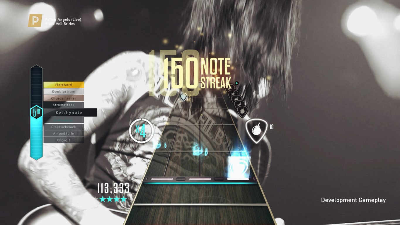 Guitar Hero Live_Premium Show_Black Veil Brides-Fallen Angels 12