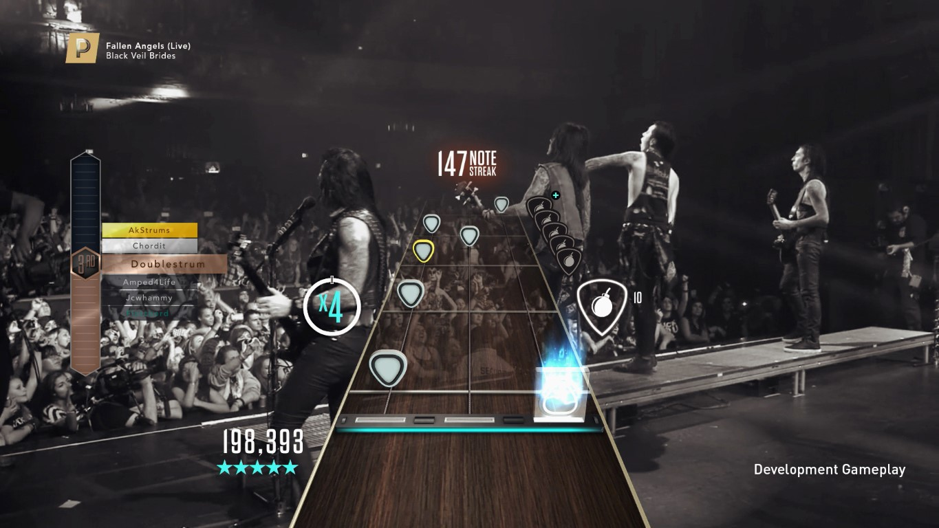 Guitar Hero Live_Premium Show_Black Veil Brides-Fallen Angels 13