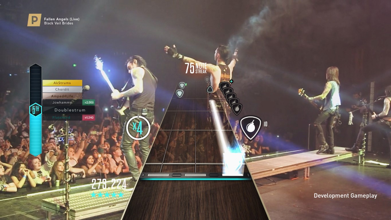 Guitar Hero Live_Premium Show_Black Veil Brides-Fallen Angels 15
