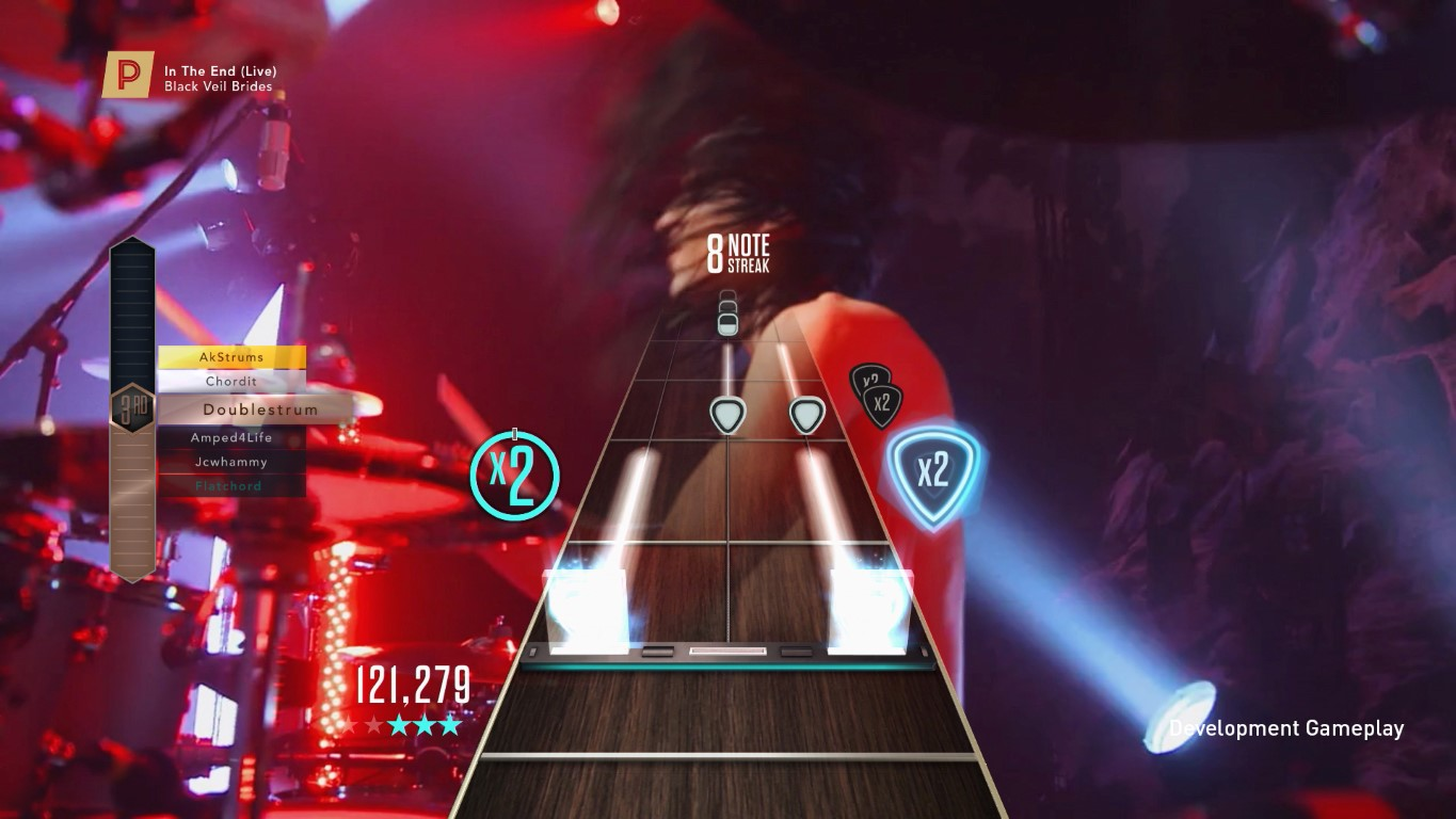 Guitar Hero Live_Premium Show_Black Veil Brides-In The End 10