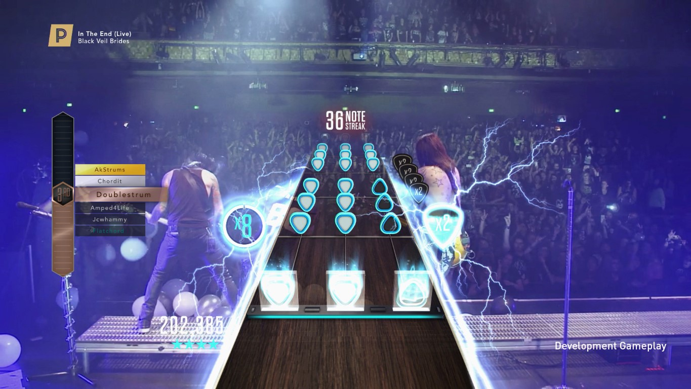 Guitar Hero Live_Premium Show_Black Veil Brides-In The End 13
