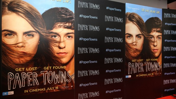 who published paper towns