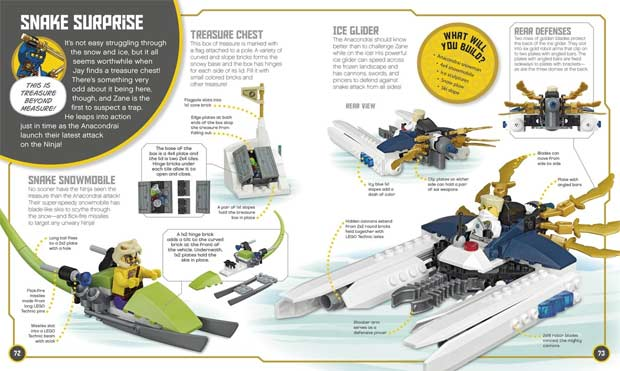 Ninjago Build Your Own Adventure Book Review Impulse Gamer