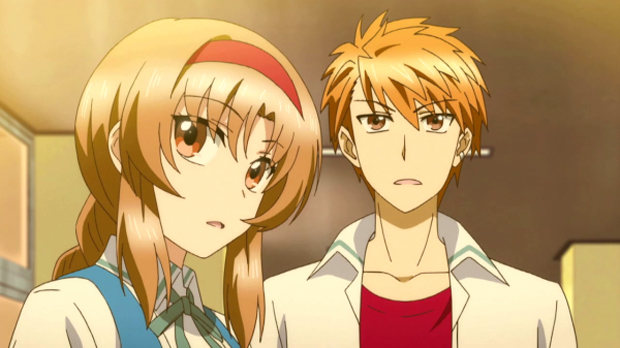 D Frag Anime Characters : D frag series collection blu ray review impulse gamer