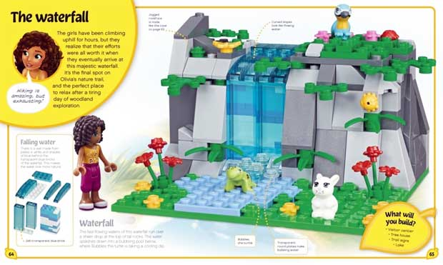 Lego Friends Build Your Own Adventures Book Review - Impulse Gamer