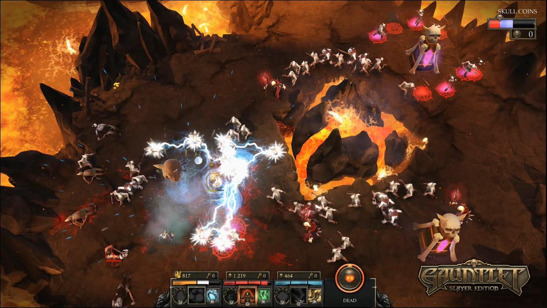 Gauntlet SE_Launch_Screenshot_1