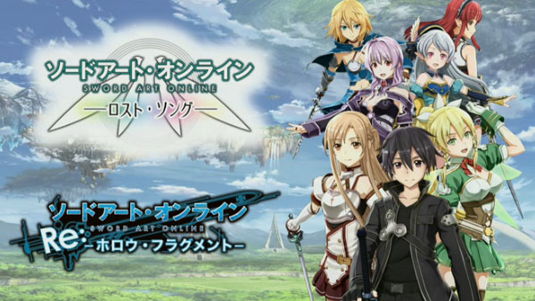 sword art online re hollow fragment save game