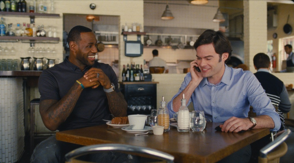 Trainwreck-LeBron-James-and-Bill-Hader