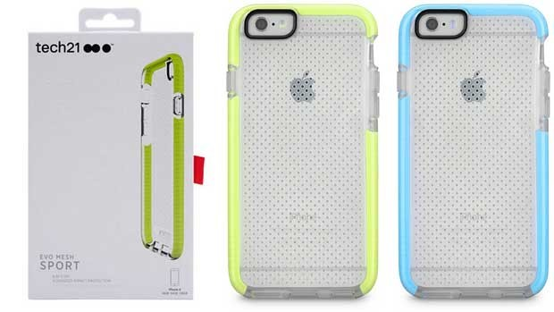 official photos 58aa1 1ca99 Evo Mesh Sport iPhone 6 Case Review - Impulse Gamer