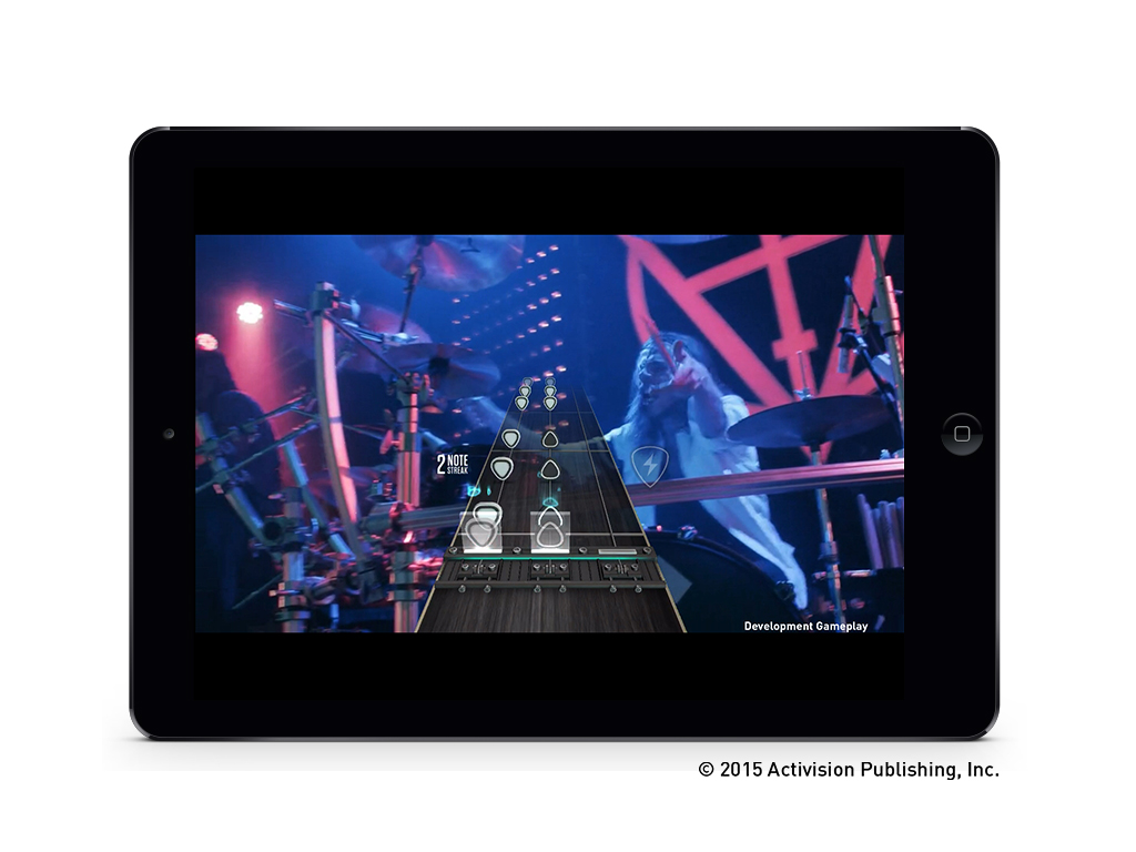 Guitar Hero Live_iPad gameplay_10-3