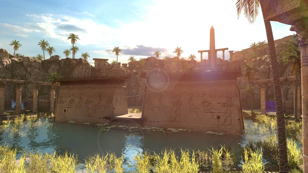 The Talos Principle Deluxe Edition PS4 Review - Impulse Gamer