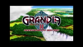 Grandia II Anniversary LOGO