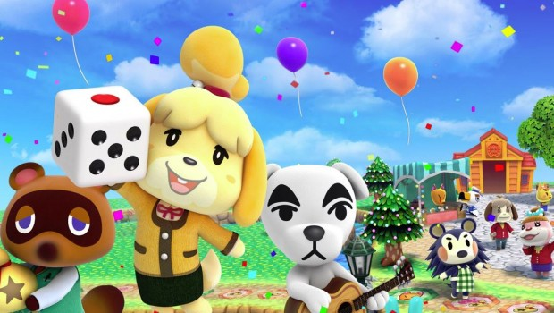 Be the Life of the Party with Animal Crossing: amiibo