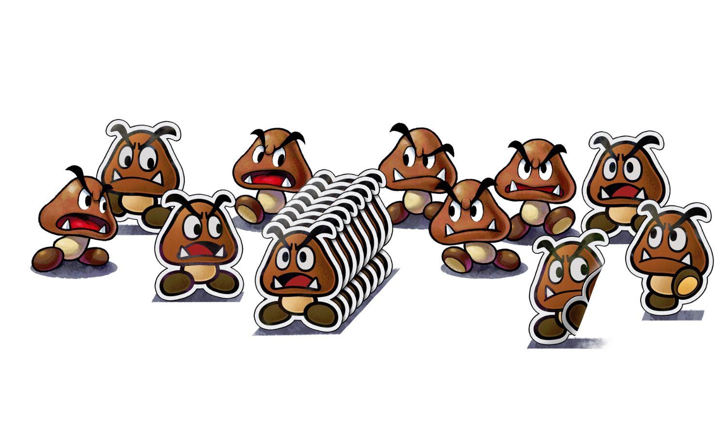 Worlds Collide In Mario Luigi Paper Jam Bros Coming To