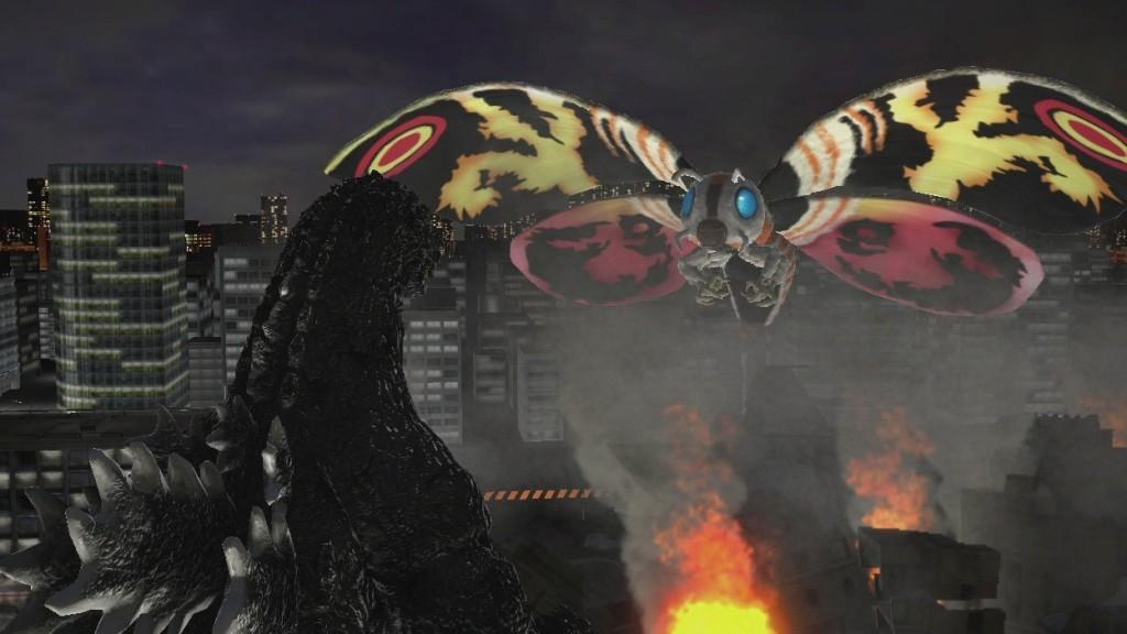 Godzilla 3