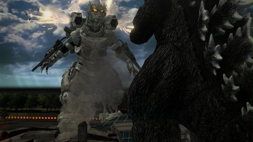 Godzilla one