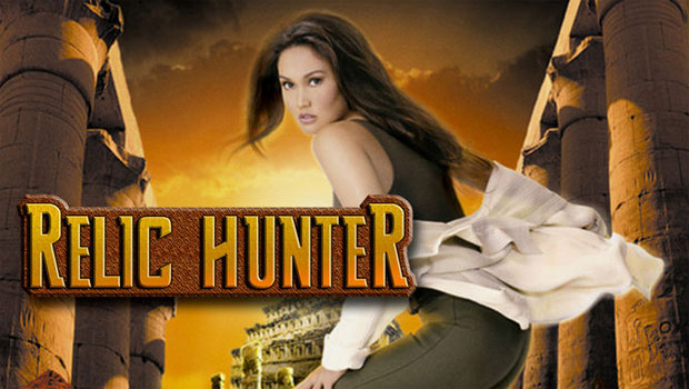 Relic Hunter The Complete Collection Season 1 3 Dvd Review