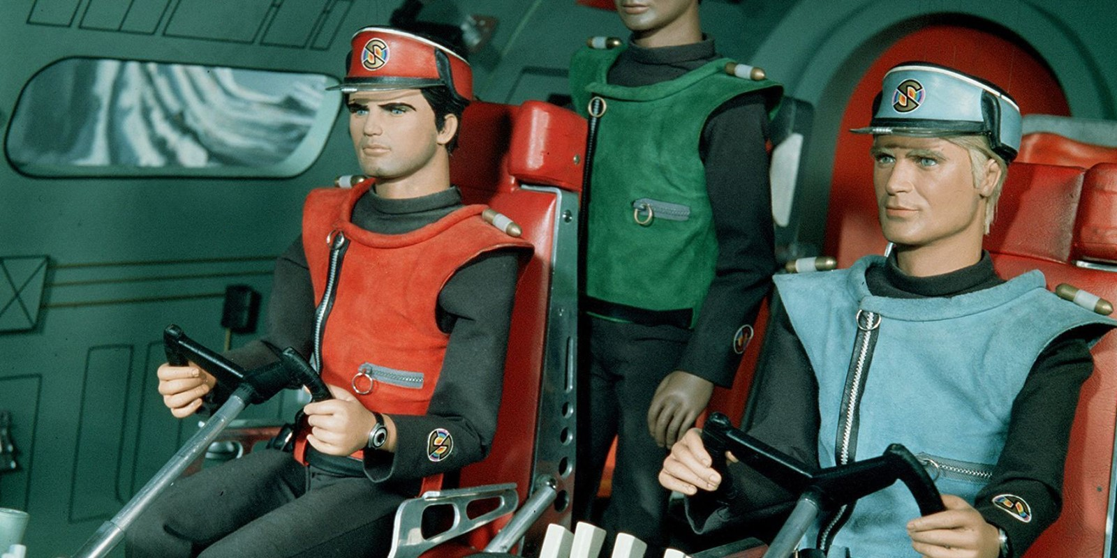 EDITORIAL USE ONLY / NO MERCHANDISING For merchandising, please contact James Feltham, james.feltham@itv.com Mandatory Credit: Photo by Granada International/REX (1041562cg) Episode 21-Crater 101 'Captain Scarlet' TV 1967 STILL STILLS TV PROGRAMME SERIES