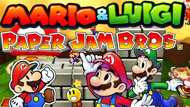 Mario Luigi Paper Jam Bros Review Impulse Gamer