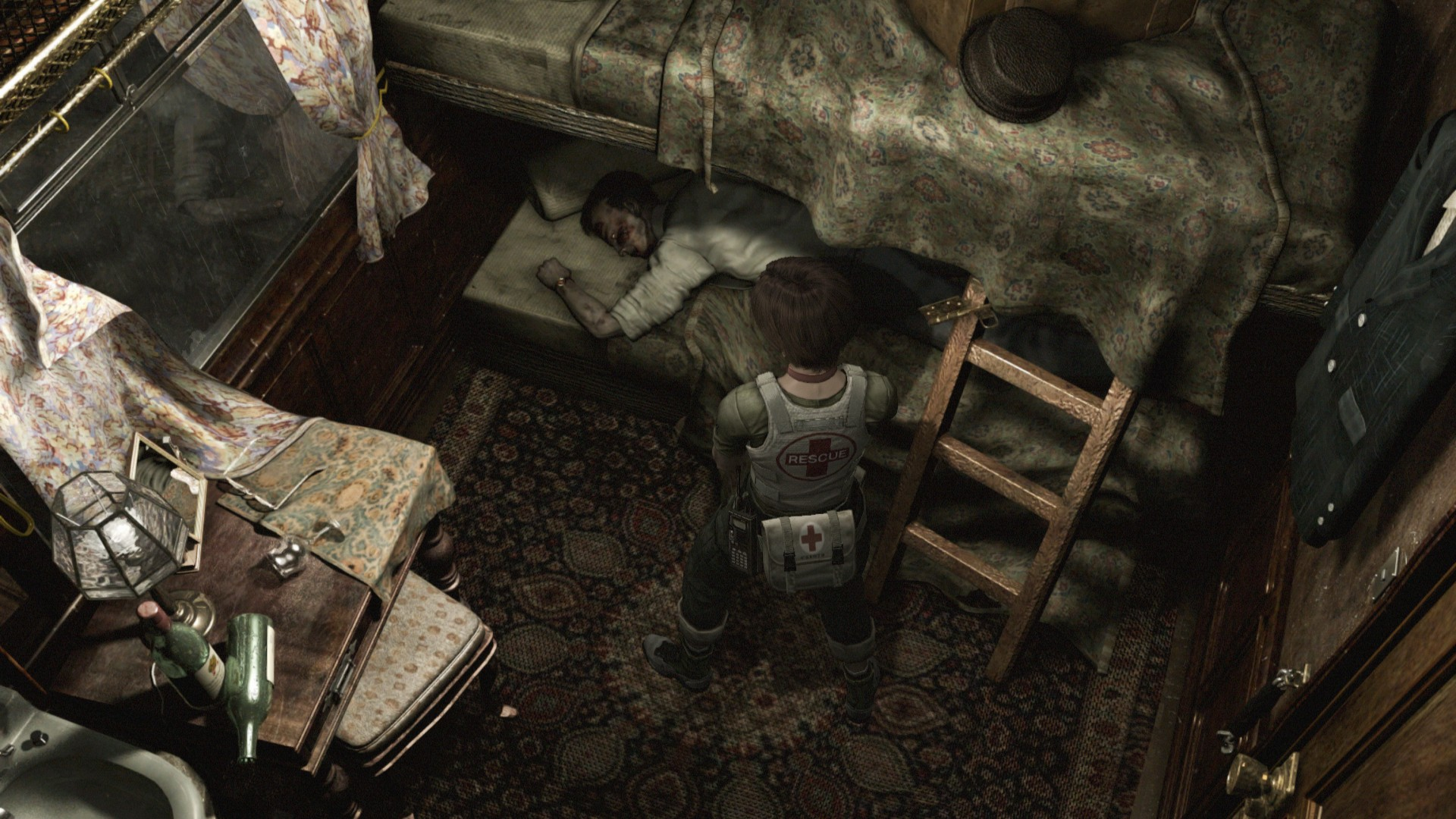 Resident Evil Zero Biohazard 0 Hd Remaster Pc Review Impulse Gamer