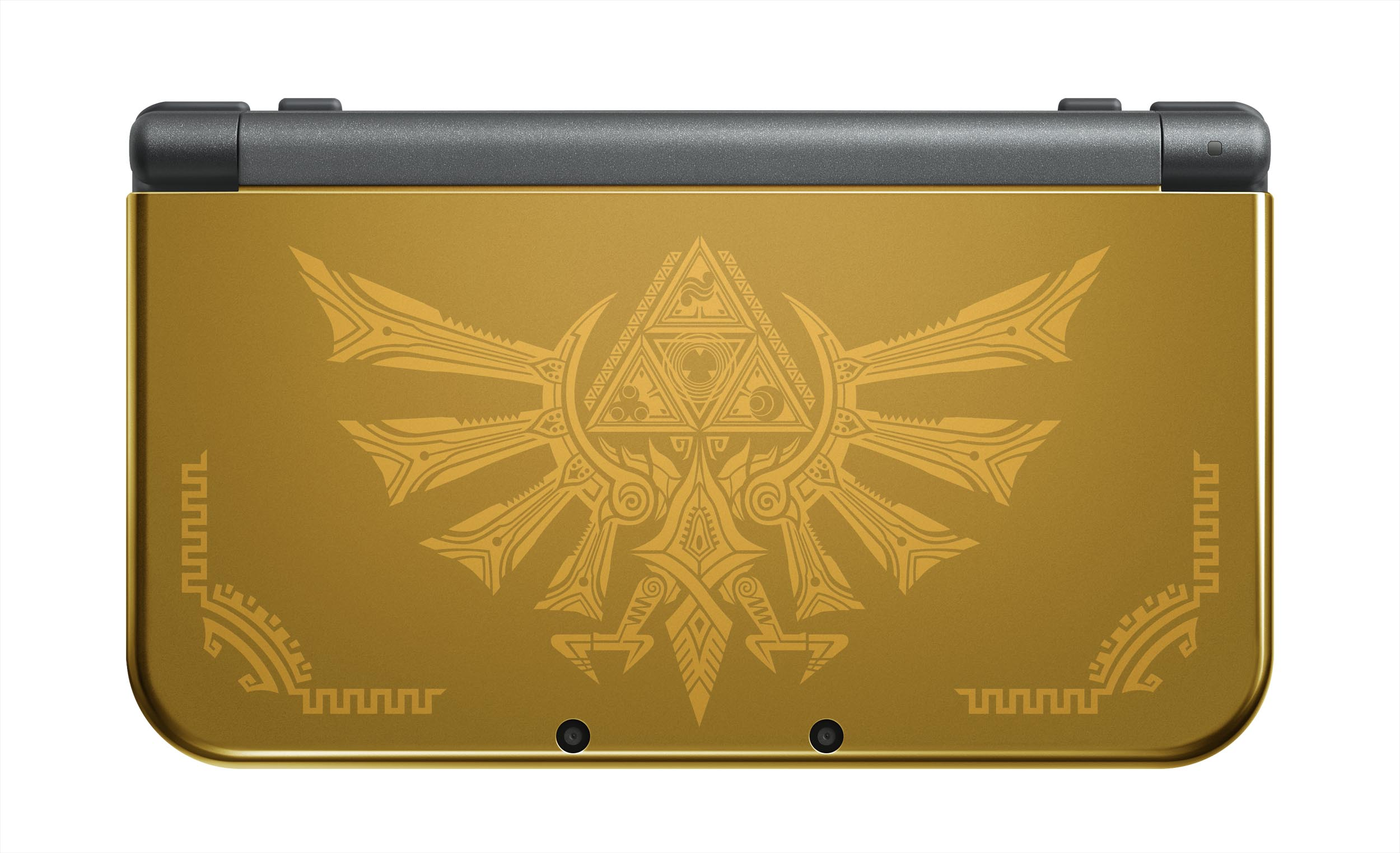 New Nintendo 3DS Hyrule Edition
