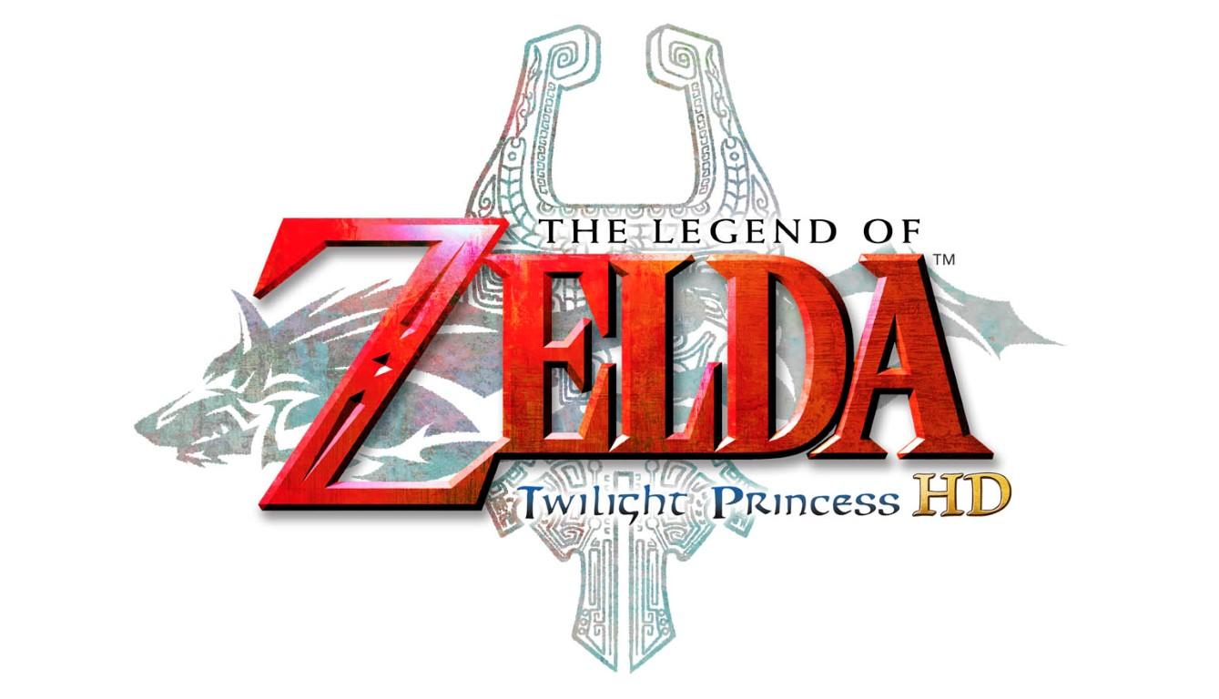 The Legend of Zelda Twilight Princess HD logo