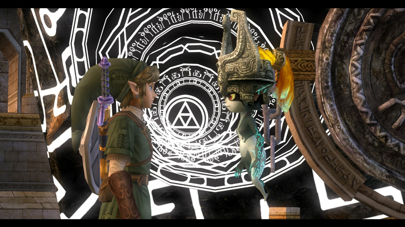 The Legend of Zelda Twilight Princess HD screenshot Hero Mode_ 2