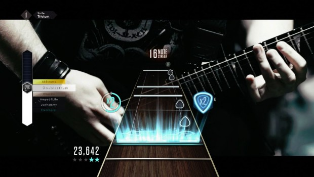 dragonforce officially debuts in guitar hero live with 5 day shred a thon impulse gamer. Black Bedroom Furniture Sets. Home Design Ideas