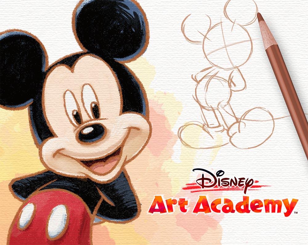 Nintendo Direct 0403 Disney Art Academy