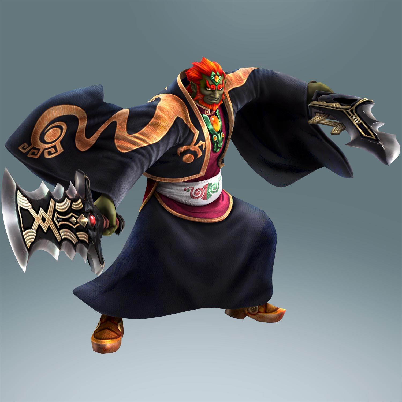Nintendo Direct 0403 Hyrule Warriors Legends Ganondorf bonus costume