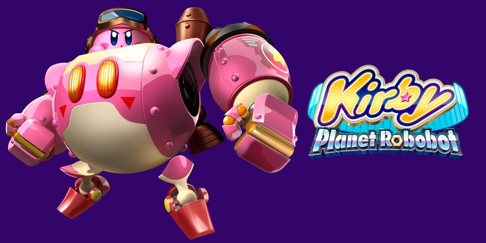Nintendo Direct 0403 Kirby Planet Robobot