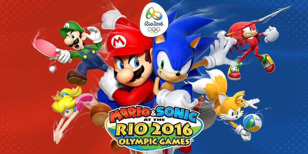 Nintendo Direct 0403 Mario & Sonic