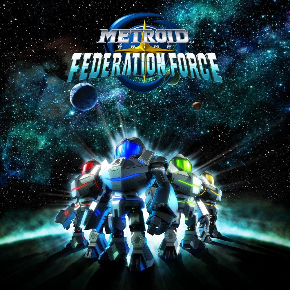 Nintendo Direct 0403 Metroid Prime Federation Force