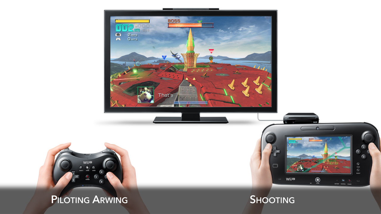 Nintendo Direct 0403 Star Fox Zero co-op